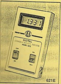 Handheld Model Digital Conductivity Meters