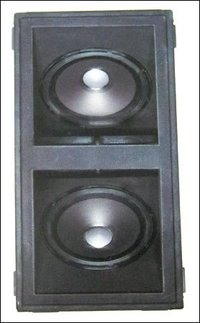 Open View Bass Enclosure