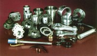 Industrial Compressor Components