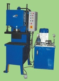 'C' Frame Stamping Machine