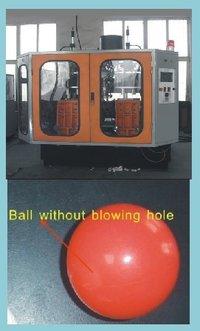 Balls Blow Molding Machine