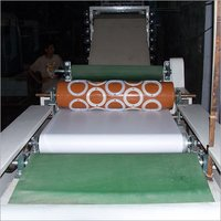 Fully Automatic Papad Making Machine With Dryer