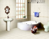 300*600mm Glazed Bathroom Tile