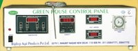 Digital Green House Control Panel