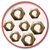 Hex Silicon Bronze Heavy Nuts
