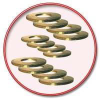 Flat Silicon Bronze Washers
