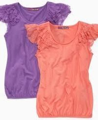 Fancy Girls Tops
