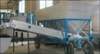 On Wheel Belt Conveyor Feeding System