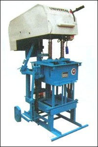 Autoramming Block Machine