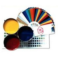 Rotogravure And Flexo Solvent Based Inks For Paper And Board