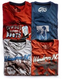 Menswear T-Shirts