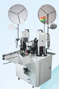 Js-4000 Wire Terminal Cutting And Crimping Machine