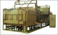 Right Angle Bend Tempering Furnace