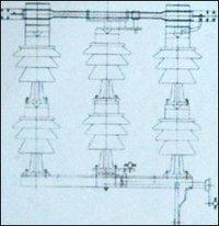33 Kv Double Break Isolator