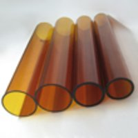 Colored 3.3 Borosilicate Glass Tube