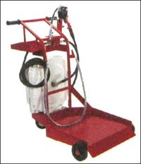 Mobile Lube Trolley