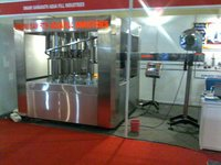 Water Rinsing Filling Capping Machine