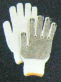 Seamless Knitted Working Gloves