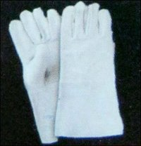 Cow Split Leather Welder Gloves