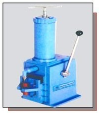 Arbour Greasing Machine
