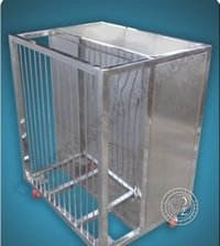 Ss Sieves Trolley