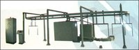 Vertical Suspended Type Of Glass Tempering Equipment