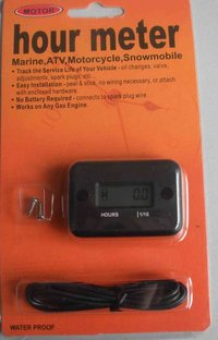 LCD Digital Hour Meter
