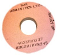 Creep-Feed Grinding Wheels