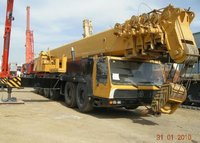 All Terrain Hydraulic Telescopic Cranes Rental Services