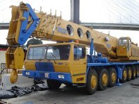 Mobile Hydraulic Cranes On Rent