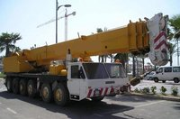 Heavy Duty Mobile Hydraulic Cranes Rental Services
