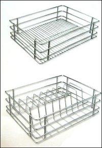 Thali Wire Basket