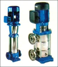 Vertical Multi Stage Inline Centrifugal Pumps