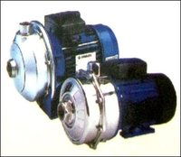 Horizontal Single And Twin Impeller Centrifugal Pumps