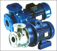 Horizontal End Suction Back Pull Out Pumps