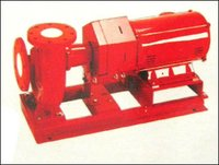 Base Mounted Horizontal End Suction Pumps