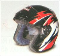Cruz Decor Helmet