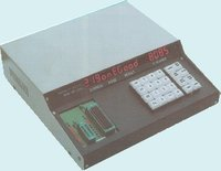 MICROPROCESSOR BASED DIGITAL IC TESTER