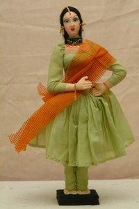 Kathak Dancer Dolls
