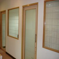 Gypsum Partitions