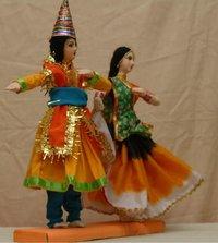 Ranglo Rangli Sculptures