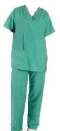 Coverall Hospital Garments