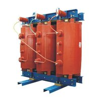 Cast Resion Dry-type Power Transformers with 20KV and 10KV Voltage Combination
