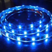 5050 Blue LED Flexible Strips