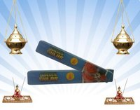 Golden Gulab Incense Sticks