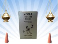 Yoga Incense Cones
