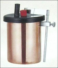 Copper Laboratory Clorimeter