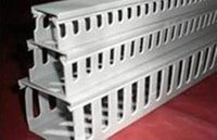 Pvc Channel Profiles For Cable Ducts