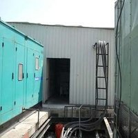 Electric Panel Room Sheds