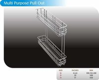 Multi Purpose Pullout Baskets